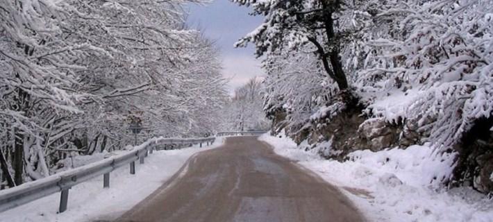 Πρόσκαιρη υποχώρηση του χιονιά στην Αττική