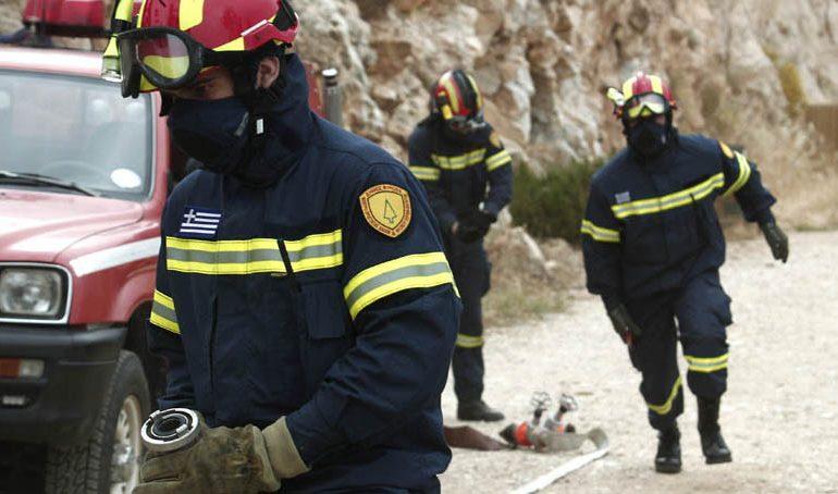 Συνελήφθησαν δύο άνδρες για τη φωτιά σε καταυλισμό Ρομά, στον Πύργο Ηλείας