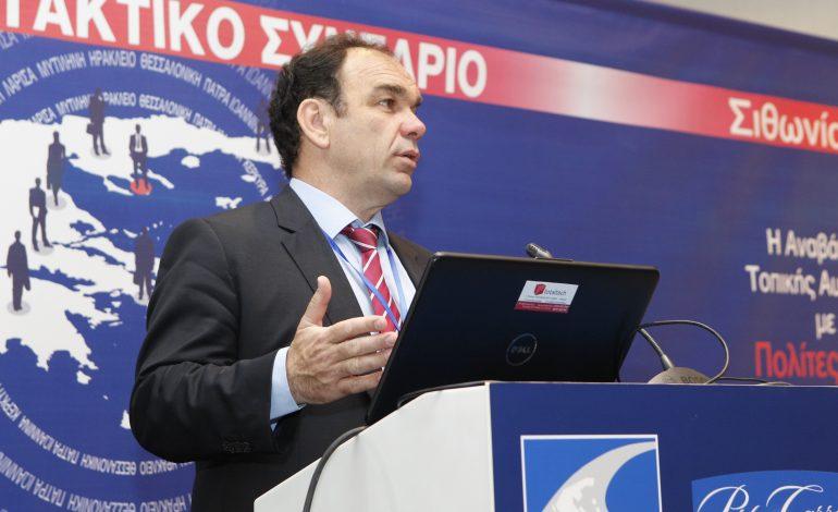 Ο Νίκος Χιωτάκης για το συνέδριο της ΚΕΔΕ