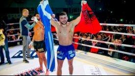 Μάρκου στο gazzetta.gr: «Γι αυτό πανηγύρισα με ελληνική και αλβανική σημαία»