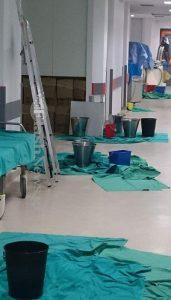 Πλημμύρισαν όλα τα χειρουργεία στο Βενιζέλειο Νοσοκομείο!