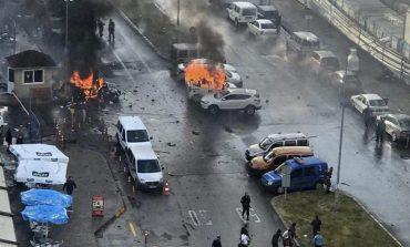 Ισχυρή έκρηξη έξω από δικαστήριο στη Σμύρνη. Τέσσερις νεκροί και περισσότεροι από δέκα τραυματίες. VIDEO