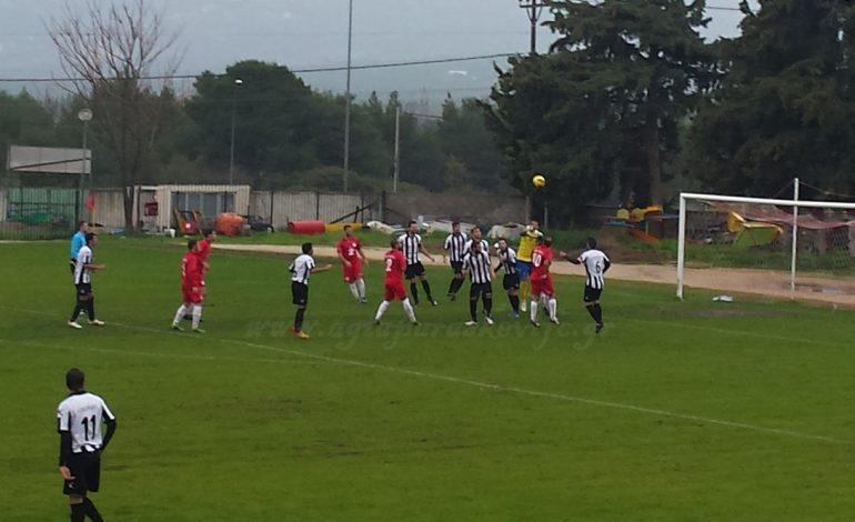 Μεγάλη νίκη ο ΠΑΝΕΡΥΘΡΑΪΚΟΣ μέσα στην ΑΓΙΑ ΠΑΡΑΣΚΕΥΗ (0-2)