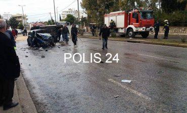 2 τελικά οι νεκροί στο δυστύχημα του Ζηρινείου. VIDEO και FOTO