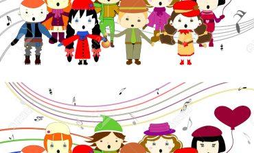 1η συνάντηση Παιδικών και Νεανικών Χορωδιών στην Κηφισιά. 29 Ιανουαρίου