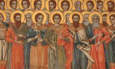 Σάββατο 4 Φεβρουαρίου στην Έπαυλη Δροσίνη, Βίοι Αγίων.
