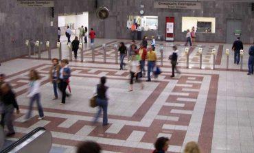 Κανονικά λειτουργεί σήμερα Δευτέρα ο σταθμός του μετρό στο Σύνταγμα
