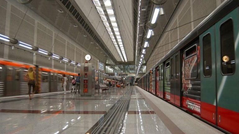 Κλειστοί τέσσερις σταθμοί του Μετρό