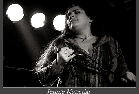 Απόψε η Τζένη Καπάδαη στο Ισόγειο στην Κηφισιά