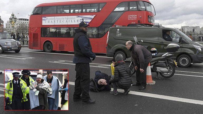 Τρομοκρατική επίθεση στο Λονδίνο