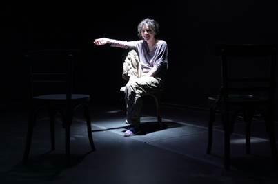 Απόψε στο Σπόρο στην Κηφισιά ένας θεατρικός μονόλογος από τη Μαρία Κουμπάνη