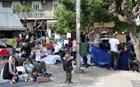 Άγρια επεισόδια μεταξύ αλλοδαπών στην πλατεία Βικτωρίας