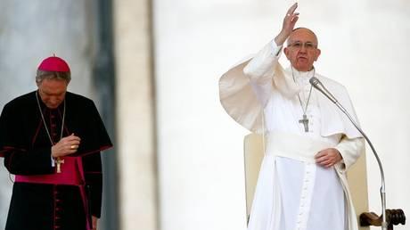 Έκκληση του πάπα Φραγκίσκου να σταματήσει η βία στη Βενεζουέλα (pics)