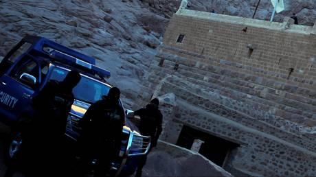 Έκρηξη σε μοναστήρι στην Αίγυπτο – Τουλάχιστον ένας νεκρός