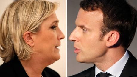 Γαλλικές εκλογές: Μακρόν και Λεπέν στην τελική «μάχη» για το Elysee
