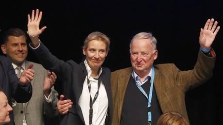 Γερμανία: Αυτοί θα ηγηθούν του κόμματος της Εναλλακτικής για την Γερμανία