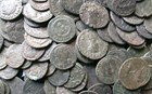 Είχε στην κατοχή του νομίσματα από τον Μεσαίωνα