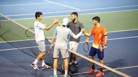 Εντυπωσιακοί οι αριθμοί για το ελληνικό τένις