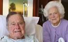 ΗΠΑ: Στο νοσοκομείο με πνευμονία ο Τζορτζ Μπους ο πρεσβύτερος