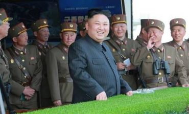 Η Βόρεια Κορέα εκτόξευσε βαλλιστικό πύραυλο