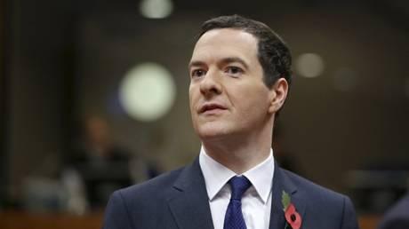 Μεγάλη Βρετανία: Παιρατήθηκε από το κοινοβούλιο ο πρώην ΥΠΟΙΚ Τζορτζ Όσμπορν