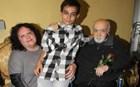 Νίκος Μπάρκουλης: Μπαμπά μου συγνώμη που πίστεψα πως δεν θα φύγεις ποτέ