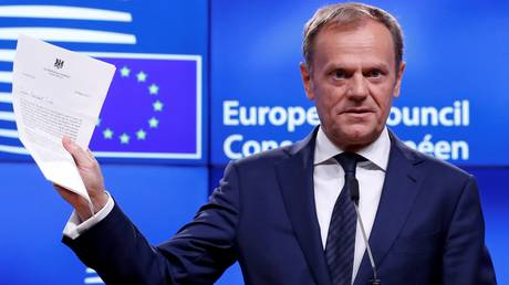 Οι κατευθυντήριες γραμμές των διαπραγματεύσεων για το Brexit