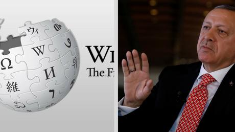 Ο Ερντογάν «μπλόκαρε» την Wikipedia