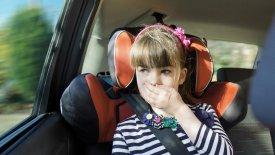 Ο δεκάλογος κατά της ζαλάδας στο αυτοκίνητο!