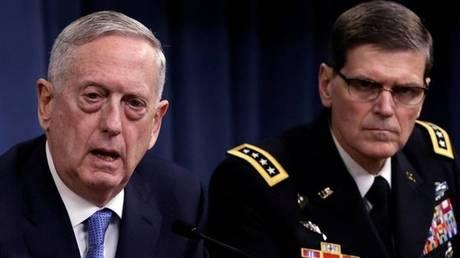 Ο υπουργός Άμυνας των ΗΠΑ προέβλεψε άλλη μια «δύσκολη χρονιά» για το Αφγανιστάν