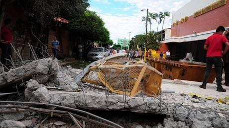 Παραγουάη: Λεία εκατ. δολαρίων στη ληστεία του αιώνα (pics&vids)