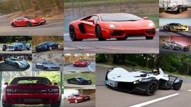 Ποια αυτοκίνητα επιταχύνουν πιο γρήγορα; (pics)