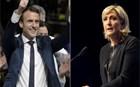 Προεδρικές στη Γαλλία: Τα βλέμματα στραμμένα στους μονομάχους Λεπέν -Μακρόν