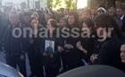 Ράγισαν καρδιές στην κηδεία του υπολοχαγού Κωνσταντίνου Χατζή