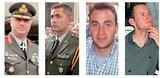 Σήμερα το τελευταίο αντίο στους δύο αδικοχαμένους στρατιωτικούς σε Λάρισα και Φαλάνη