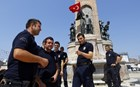 Σε διαθεσιμότητα πάνω από 9.000 αστυνομικοί στην Τουρκία