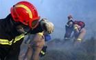 Σε ύφεση η μεγάλη πυρκαγιά της Ζακύνθου