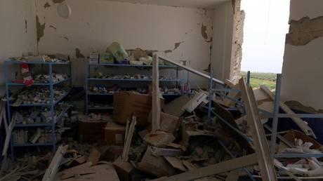 Συρία: Βομβαρδίστηκαν δύο νοσοκομεία στο Ιντλίμπ (pics&vid)