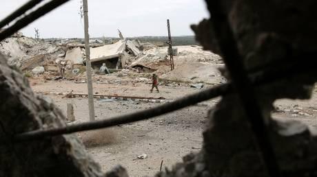 Συρία: Μεγάλη έκρηξη κοντά στο αεροδρόμιο της Δαμασκού (vid)