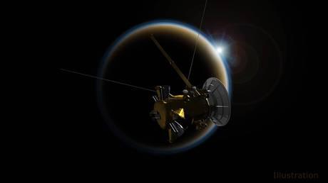 Το Cassini αποχαιρετά τον Τιτάνα με μια τελευταία κοντινή προσέγγιση