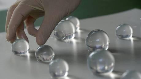Το Ooho είναι το νερό του μέλλοντος (pics&vid)