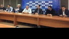 Nικολαΐδης: «Θα κοιτάξουμε τον Ολυμπιακό στα μάτια»