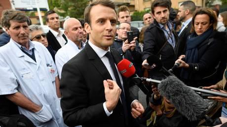 O Μακρόν δεν θεωρεί δεδομένη τη νίκη στη Γαλλία