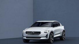 Tα νέα μικρά Volvo βάζουν στόχο το MINI