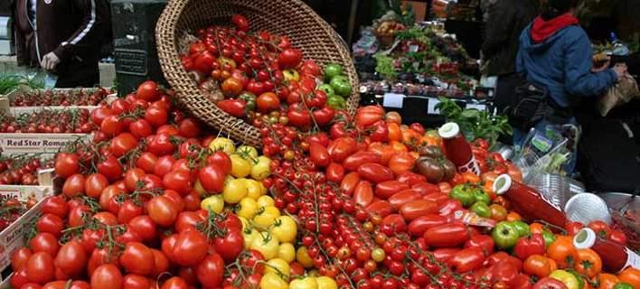 Αλλάζει το ωράριο της Αγοράς Βιοκαλλιεργητών