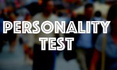 Το τεστ προσωπικότητας με μία ερώτηση! Τρομερά ακριβές, δοκιμάστε το!