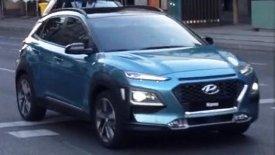 Ακάλυπτο και πάλι το νέο Hyundai Kona