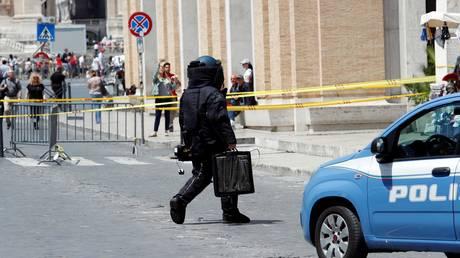 Απενεργοποιήθηκε τρομο-δέμα στο Μιλάνο τον Μάρτιο – Ερευνούν σύνδεση με Πυρήνες της Φωτιάς