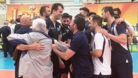 Αρσενιάδης: «Κερδίσαμε ένα ματς υψηλού επιπέδου…»