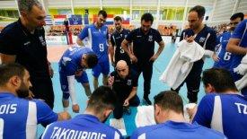 Αρσενιάδης: «Μας στοίχισε το δεύτερο σετ»